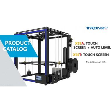 Принтер 3D Tronxy X5SA-330 Pro 330*330*400mm