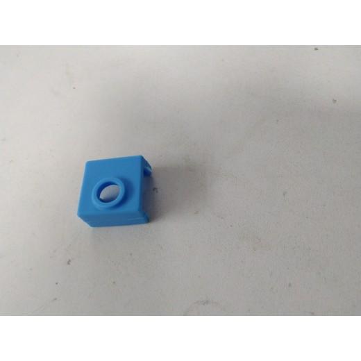Силиконовая накладка 20*20*10mmMK10/MK8/CR10 heatblock
